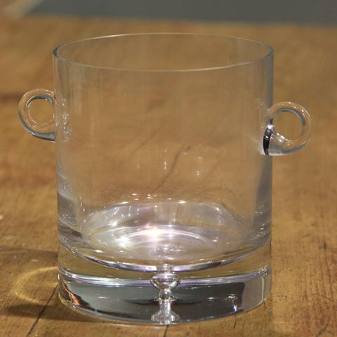 Sarreid Ltd. - Cah-Crystal Ice Bucket - OKLV127