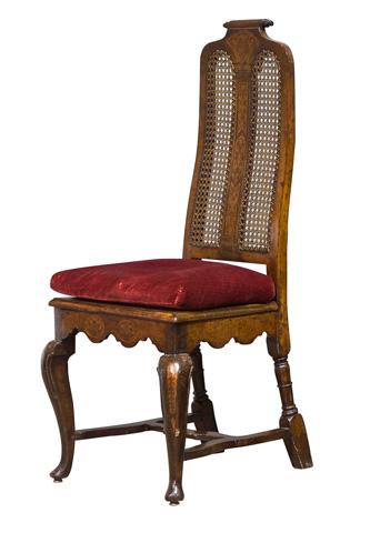 Sarreid Ltd. - Ars-Antique Dining Chairs Set of 4 - OKLV183