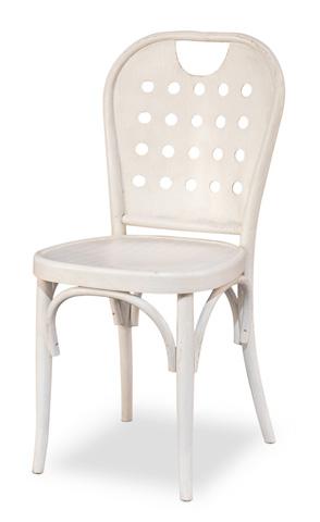Sarreid Ltd. - Bentwood Cafe Chair - R010-14