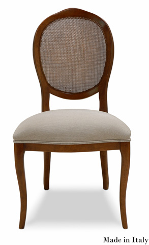 Image of Abrella Oval Back Chair