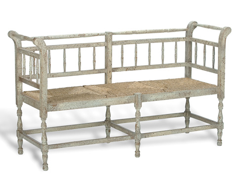 Sarreid Ltd. - Provence Bench - R029-18