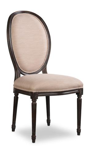 Sarreid Ltd. - Louis XVI Side Chair - R086-20F10
