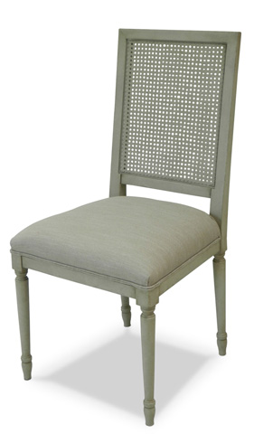 Sarreid Ltd. - Adams Caneback Chair - R088-04F10
