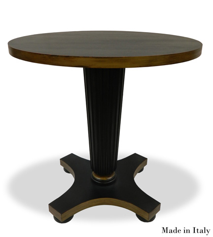 Sarreid Ltd. - Pedestal Counter Table - R108-20