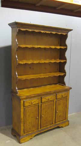 Sarreid Ltd. - Pine Cabinet - SFV270AS