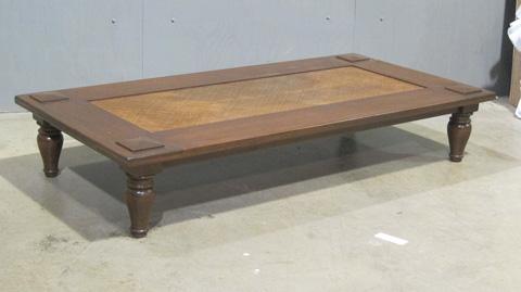 Sarreid Ltd. - Low Coffee Table - SFV337AS