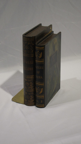 Sarreid Ltd. - Single Bookend Of Books - SFV360AS