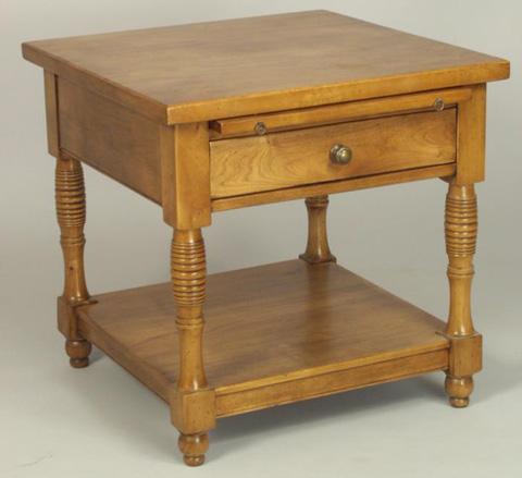 Sarreid Ltd. - Morgan Hill Side Table - SFV409AS