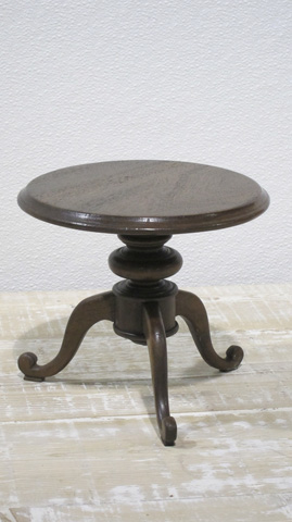 Sarreid Ltd. - Miniature Pedestal Table - SFV522CM