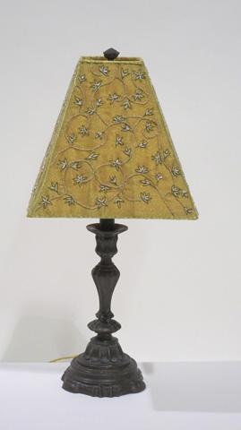 Sarreid Ltd. - Brass Candlestick Table Lamp - SFV600AS