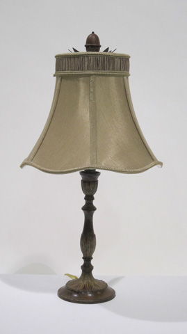 Sarreid Ltd. - Candlestick Lamp - SFV612AS