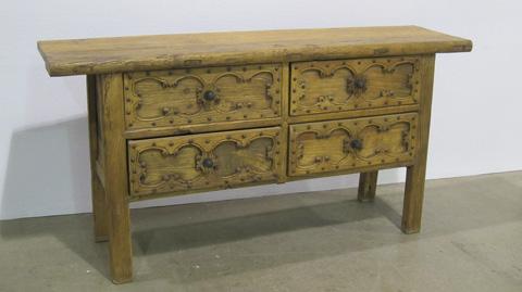 Sarreid Ltd. - Antique Sideboard - V00072