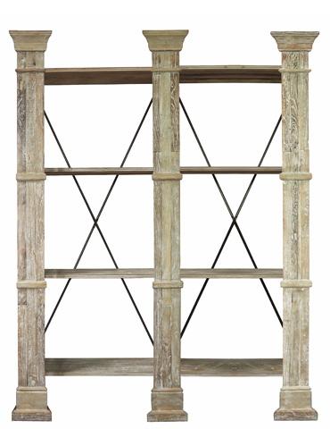 Sarreid Ltd. - Pilaster Wall Shelf - 29258