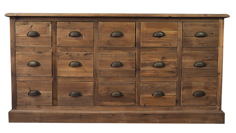 Sarreid Ltd. - TV Cabinet - 29271
