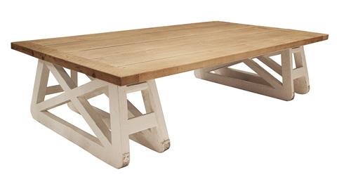 Sarreid Ltd. - Sendai Pass Coffee Table - 29680