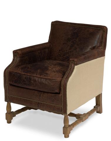 Sarreid Ltd. - Battery Park Chair - 30104