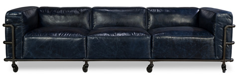Image of Antwerp Sofa in Chateau Blue