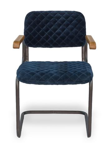 Sarreid Ltd. - Rodeo Drive Dining Arm Chair - 30268