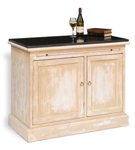 Sarreid Ltd. - Giselle's Pastry Counter Sideboard - 30317