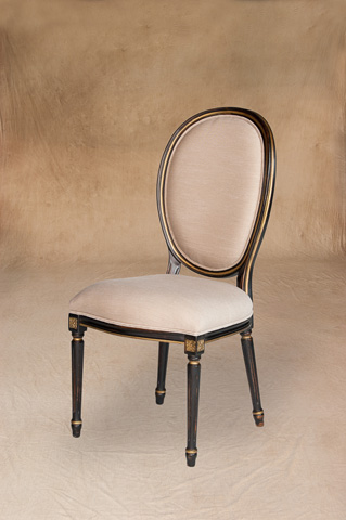 Sarreid Ltd. - Louis XVI Dining Side Chair - V00136