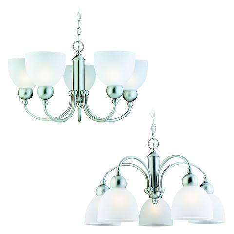 Sea Gull Lighting - Five Light Chandelier - 31036-962