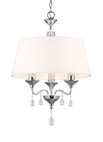 Sea Gull Lighting - Three Light Chandelier - 3110503BLE-05