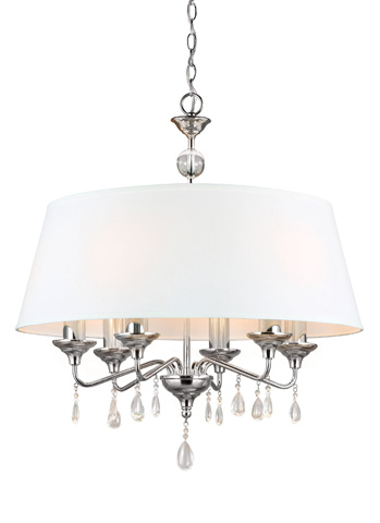 Sea Gull Lighting - Six Light Chandelier - 3110506-05