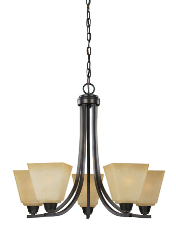 Sea Gull Lighting - Five Light Chandelier - 3113005-845