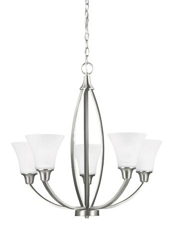 Sea Gull Lighting - Five Light Chandelier - 3113205-962
