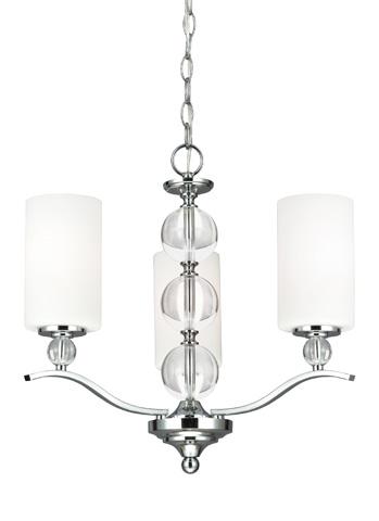 Sea Gull Lighting - Three Light Chandelier - 3113403-05
