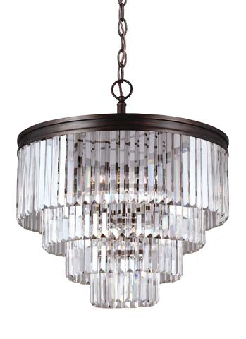 Sea Gull Lighting - Six Light Chandelier - 3114006-710