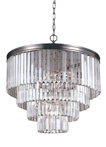 Sea Gull Lighting - Six Light Chandelier - 3114006BLE-965