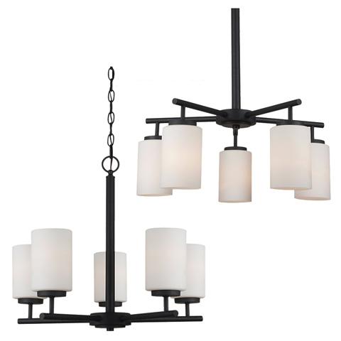 Sea Gull Lighting - Five Light Chandelier - 31161BLE-839