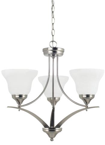 Sea Gull Lighting - Three Light Chandelier - 31173BLE-962