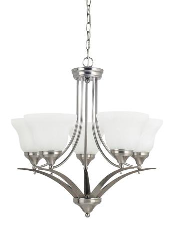 Sea Gull Lighting - Five Light Chandelier - 31174-962