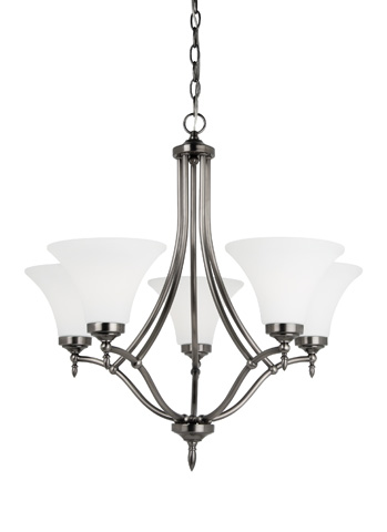 Sea Gull Lighting - Five Light Chandelier - 31181-965