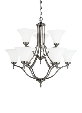 Sea Gull Lighting - Nine Light Chandelier - 31182-965