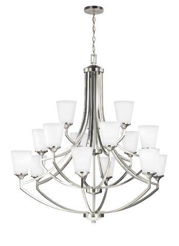 Sea Gull Lighting - Fifteen Light Chandelier - 3124515-962
