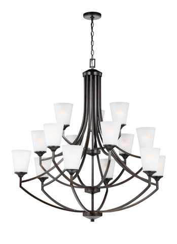 Image of Fifteen Light Chandelier