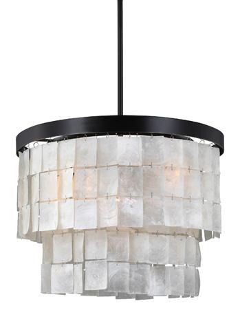 Sea Gull Lighting - Three Light Chandelier - 3125003-782