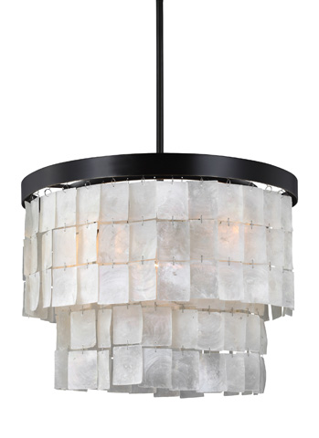 Sea Gull Lighting - Three Light Chandelier - 3125003BLE-782