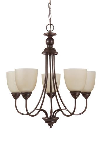 Sea Gull Lighting - Five Light Chandelier - 31317BLE-710