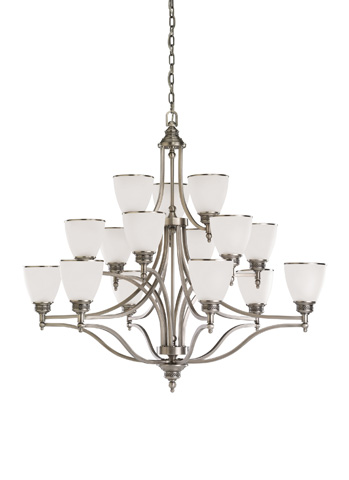 Sea Gull Lighting - Fifteen Light Chandelier - 31352-965