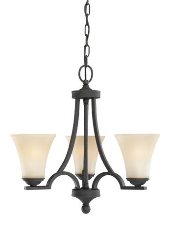 Sea Gull Lighting - Three Light Chandelier - 31375BLE-839