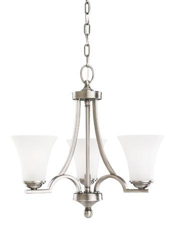 Sea Gull Lighting - Three Light Chandelier - 31375BLE-965