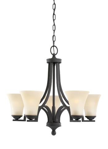 Sea Gull Lighting - Five Light Chandelier - 31376-839