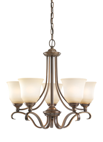 Sea Gull Lighting - Five Light Chandelier - 31380-829