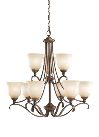 Sea Gull Lighting - Nine Light Chandelier - 31381-829