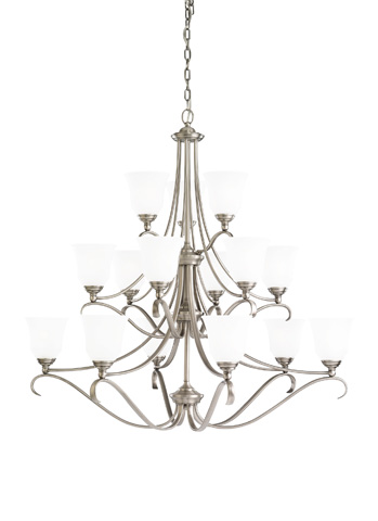 Sea Gull Lighting - Fifteen Light Chandelier - 31382-965