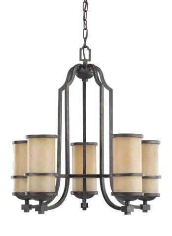 Sea Gull Lighting - Five Light Chandelier - 31521BLE-845
